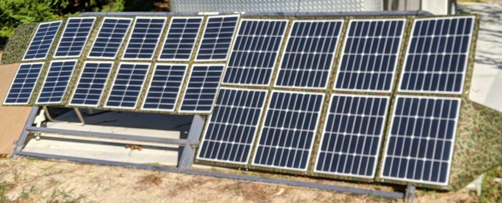 180-240 Watt Panels