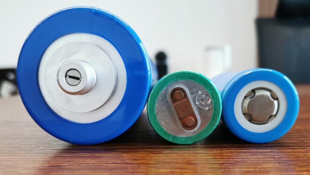 Li Battery Types